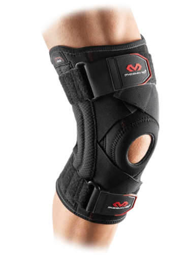 Picture of Knee Support W/ Stays and Cross Straps