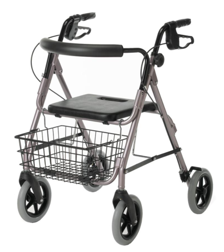 """Picture of Guardian Deluxe Rollators with 8"""" Wheels - copy"""